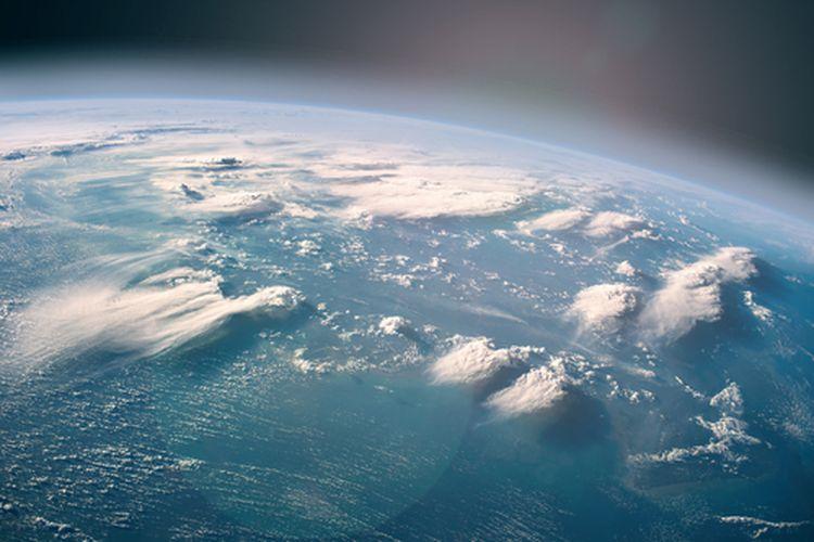 Lapisan Struktur Bumi
