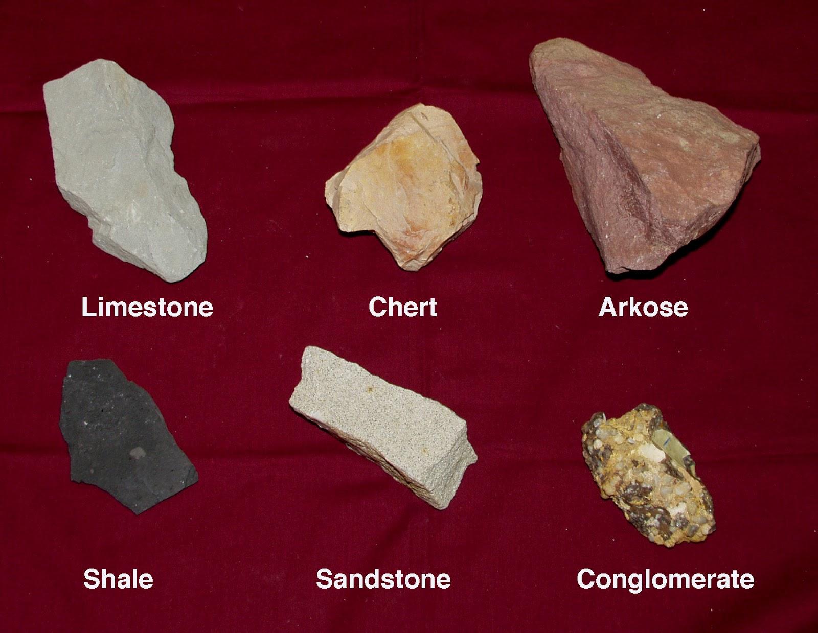 Jenis Batuan Penyusun Lapisan Litosfher