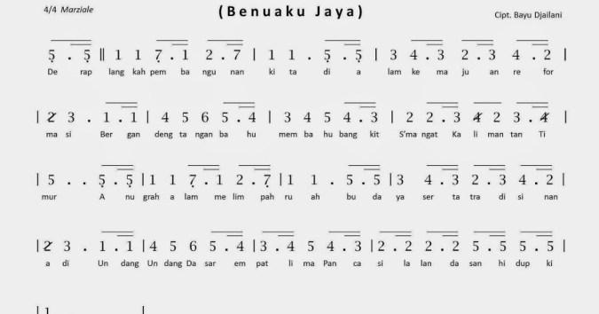 Lagu Daerah Kalimantan Timur